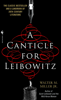 A Canticle for Leibowitz by Walter C. Miller Jr. book cover