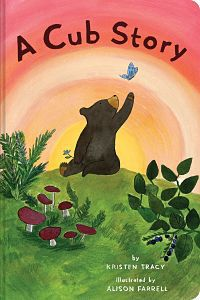 Cover of A Cub Story by Tracy