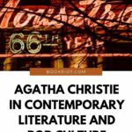 Pinterest for Agatha Christie in pop culture