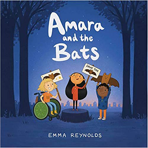 cover of Amara and the bats