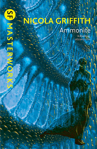 Ammonite by Nicola Griffith book cover