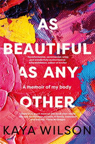 Cover of As Beautiful As Any Other by Kaya Wilson