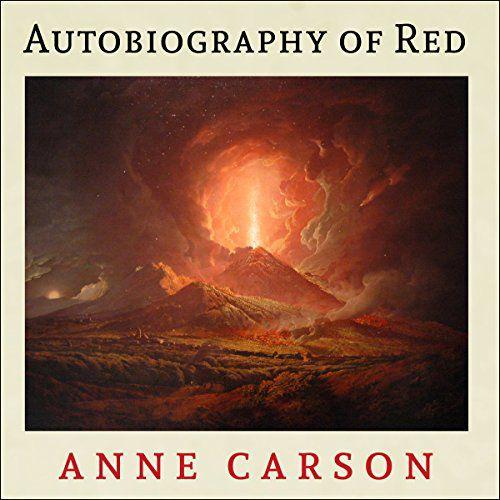 Couverture du livre audio Autobiography of Red par Anne Carson