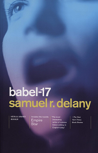 Babel-17 by Samuel R. Delany book cover