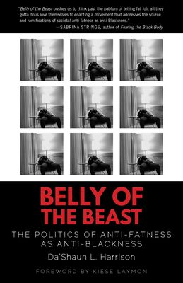 Cover of Belly of the Beast by Da'Shaun Harrison