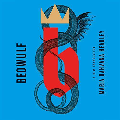 Couverture du livre audio de Beowulf