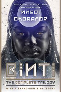 Binti: The Complete Trilogy by Nnedi Okorafor book cover