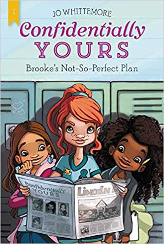cover of Brooke's Not-so-perfect Idea