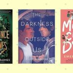Collage of YA book covers
