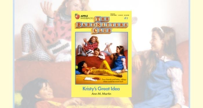 cover for kristy's great idea