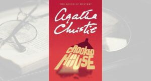 image of crooked house book cover