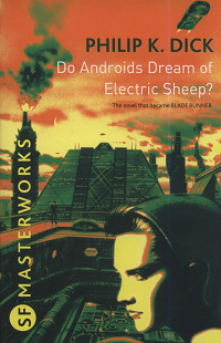 Do Androids Dream of Electric Sheep? by Philip K. Dick book cover
