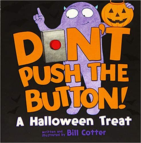 cover of don't push the button