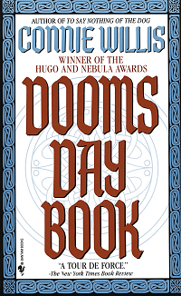 Doomsday Book by Connie Willis book cover