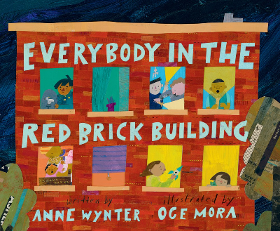 Cover of Everybody in the Red Brick Building by Wynter