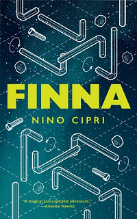 Finna by Nino Cipri book cover