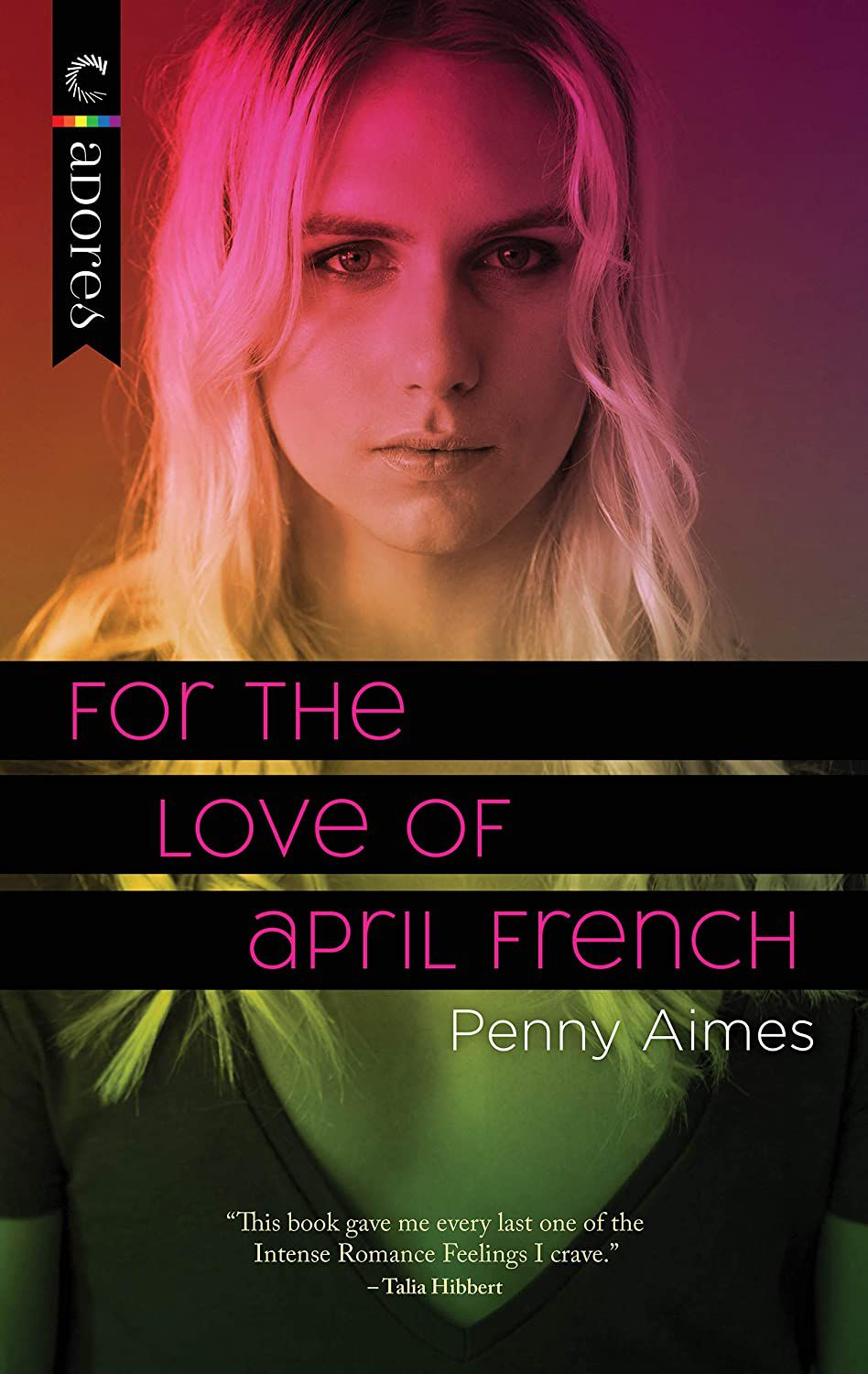 For the Love of April French by Penny Acmes