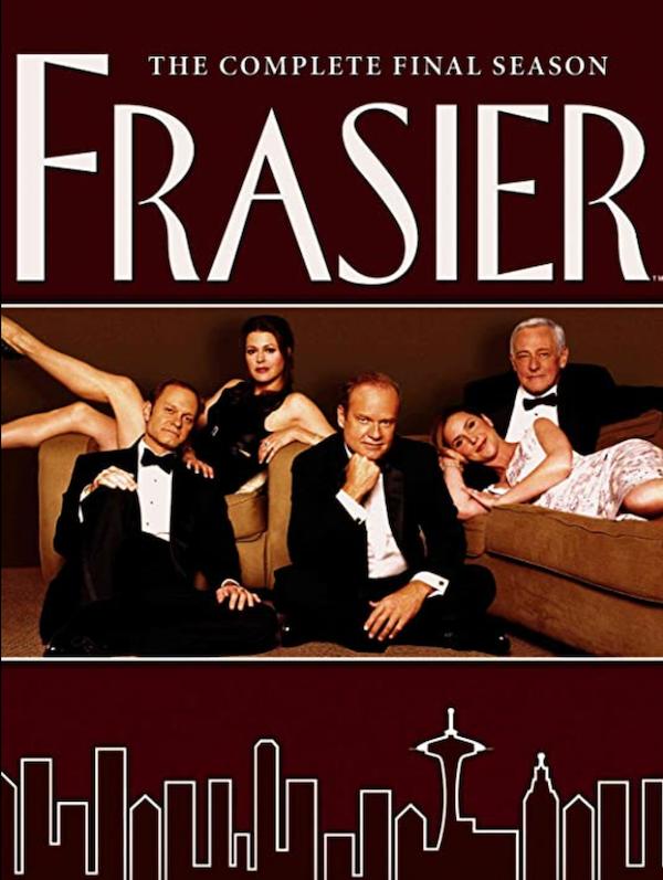 promotional image for Frasier TV show (1993)