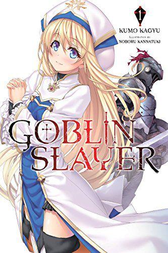 Cover of Goblin Slayer by Kumo Kagyu