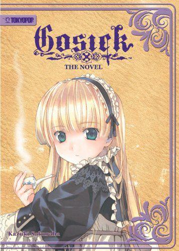 Cover of Gosick by Kazuki Sakuraba