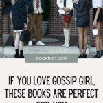 pinterest image for gossip girl readalikes