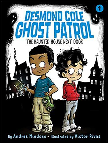 cover of the haunted house next door
