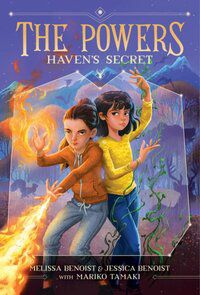 Cover of Haven's Secret by Benoist