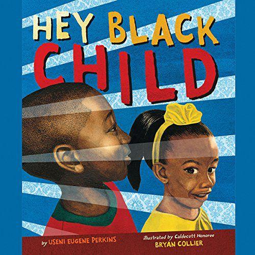 cover of kids' audiobook Hey Black Child
