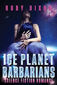 Ice Planet Barbarians by Ruby Dixon book cover
