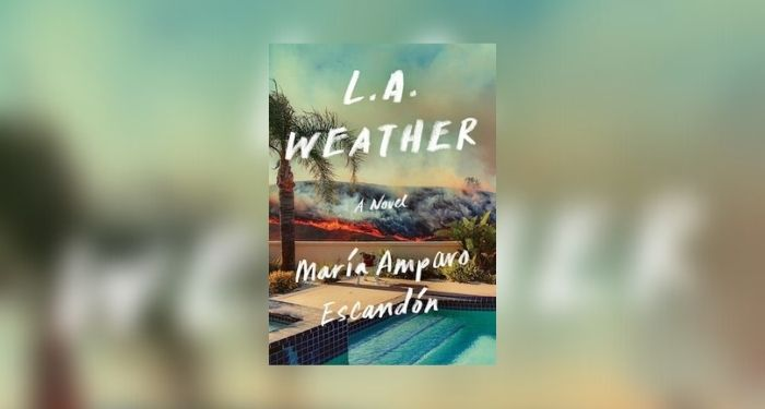 LA Weather book giveaway cover
