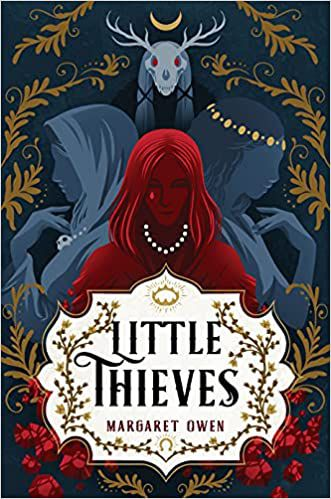 Little Thieves cover