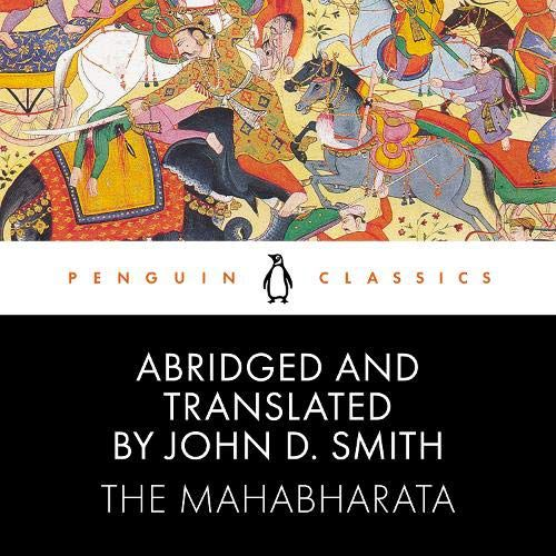 Couverture du livre audio du Mahabharata