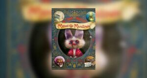 Memento Monstrum book giveaway cover