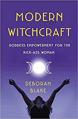 cover of Modern Witchcraft by Deborah Blake