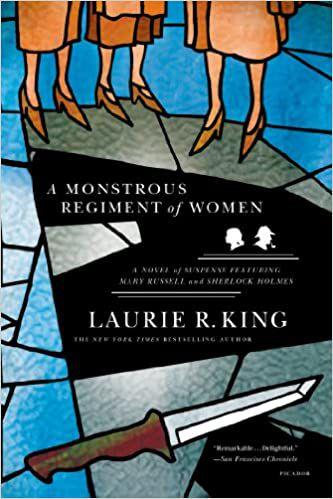 A Monstrous Regiment of Women book cover