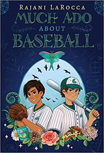 cover of Much Ado About Baseball