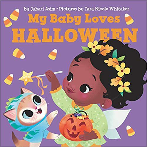 cover of My Baby Loves Halloween