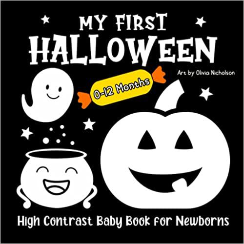cover of My first Halloween