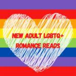 pinterest image for new adult lgbtq+ romance