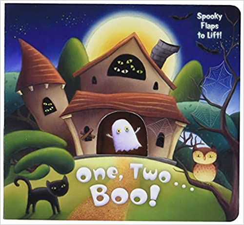 cover of One Two Boo