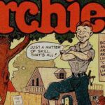 Crop of Archie comics cover