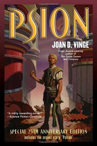 Psion by Joan D. Vinge book cover