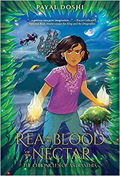 cover of Rea and the Blood of the Nectar
