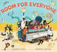 Cover of Room for Everyone by Khan
