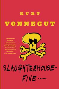 Slaughterhouse-Five by Kurt Vonnegut book cover