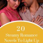 Pinterest image for steamy romance novels