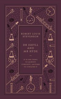 Strange Case of Dr Jekyll and Mr Hyde by Robert Louis Stevenson book cover