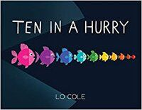 Cover of Ten in a Hurry by Cole