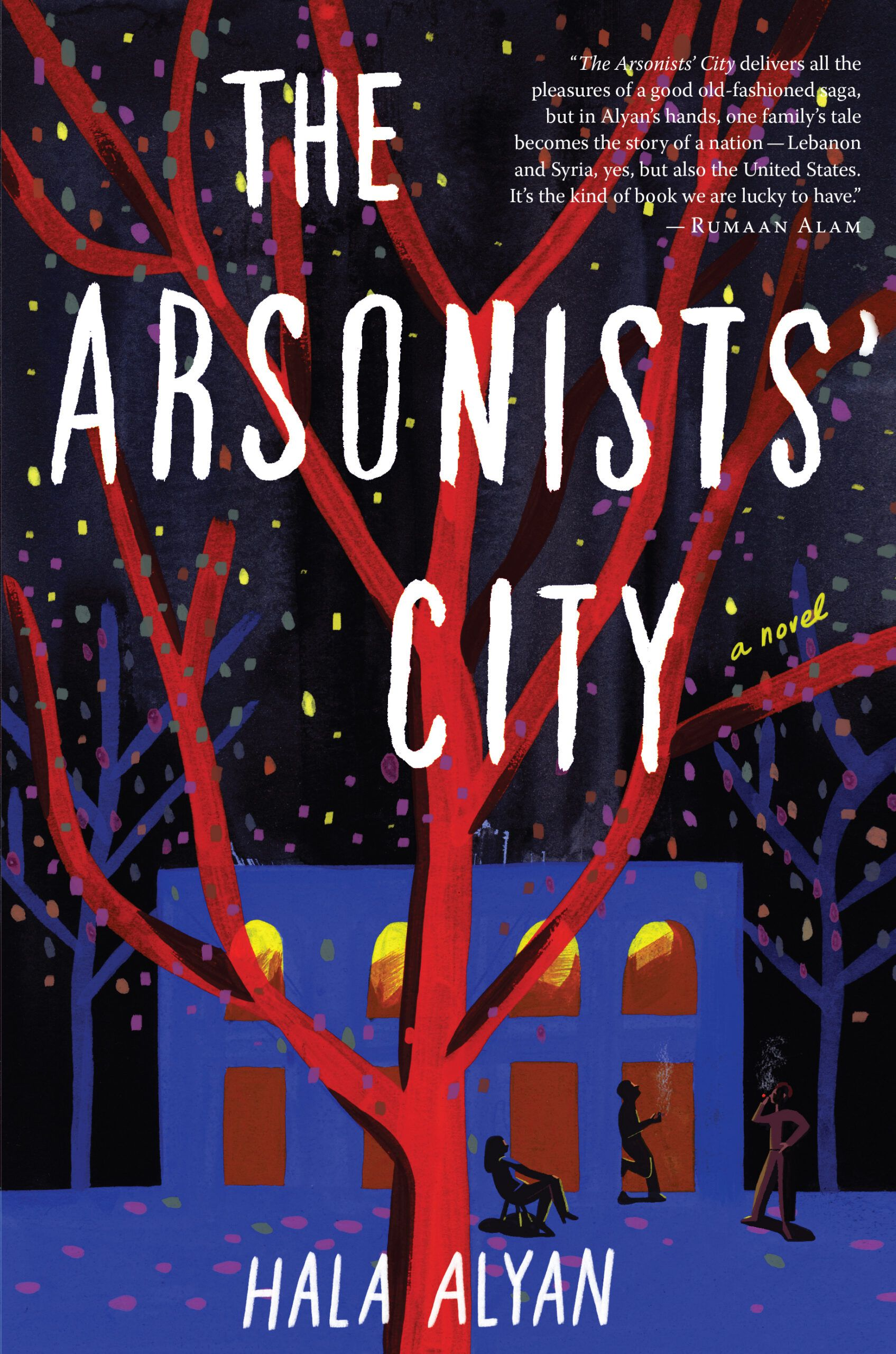 Cover of The Arsonists City