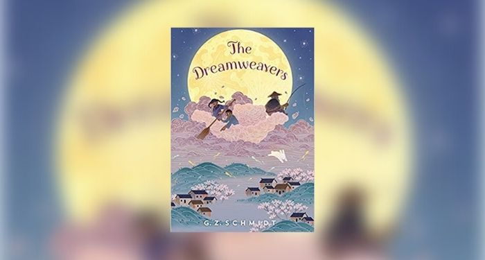 The Dreamweavers book giveaway cover